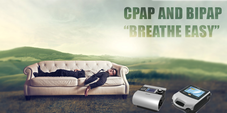 CPAP and BiPAP Equipment